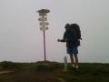 Свидовецкий хребет - гора Близница
