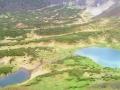 Свидовецкий хребет - озеро Ворожеска