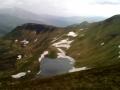 Свидовецкий хребет - озеро Геришаска