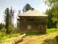 Свидовецкий хребет - бывшая база отдыха КНУ им. Шевченко