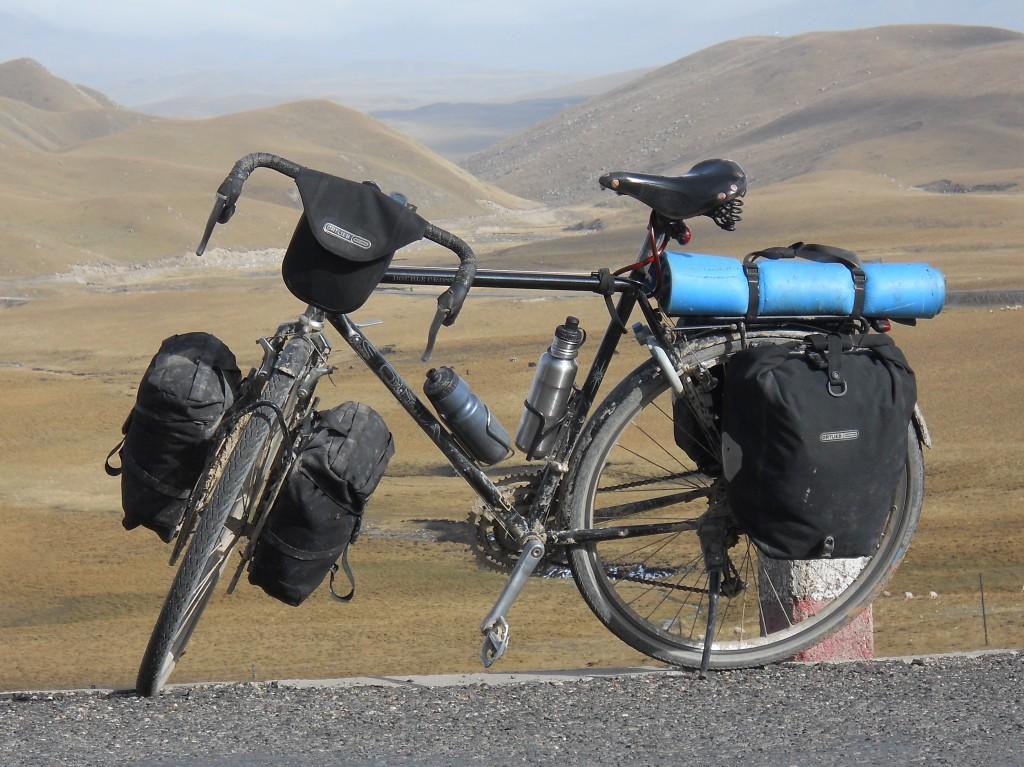 вещи в велопоход